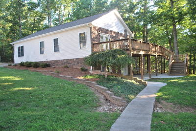 Bedford County Single Family Home For Sale: 321 Mill Lake Rd #22