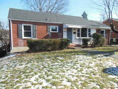 Roanoke Single Family Home For Sale: 4223 Holmes St NE