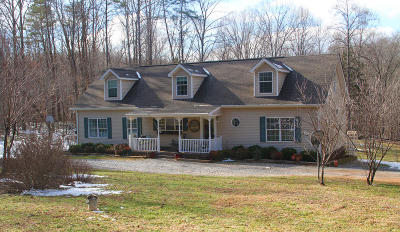 Bedford County Single Family Home For Sale: 1830 Benchmark Ln