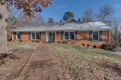 Roanoke Single Family Home For Sale: 5123 Falcon Ridge Rd