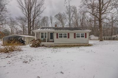 Salem Single Family Home For Sale: 3226 Carvins Cove Rd