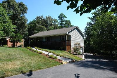 Troutville Single Family Home For Sale: 90 Dogwood Ln