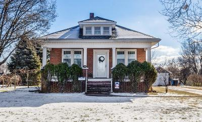 Roanoke Single Family Home For Sale: 3141 Oaklawn Ave NW