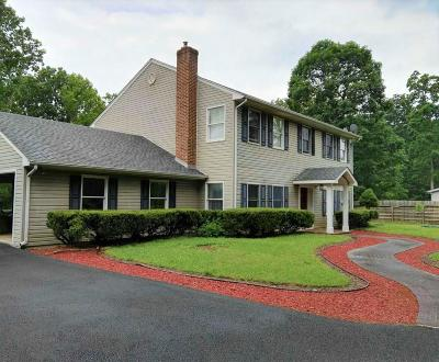Franklin County Single Family Home For Sale: 34 Foxfire Rd