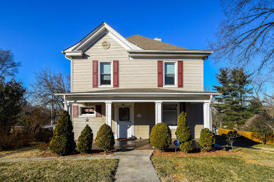 Vinton Single Family Home For Sale: 513 5th St