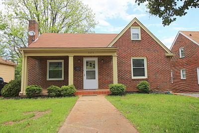 Roanoke Single Family Home For Sale: 3631 Sunrise Ave NW