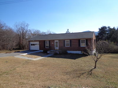 Single Family Home For Sale: 8733 Old Mill Dr