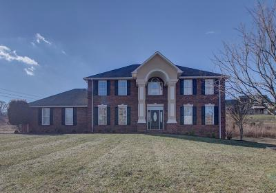 Daleville VA Single Family Home For Sale: $454,900