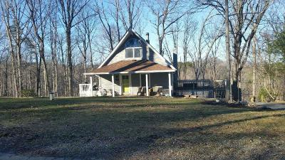 Bedford County, Franklin County, Pittsylvania County Single Family Home For Sale: 183 Indian Run Trl