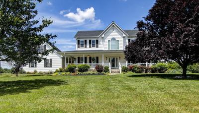 Franklin County Single Family Home For Sale: 600 Dugwell Rd