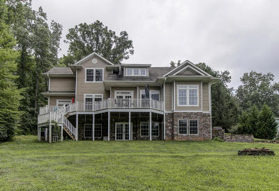 Single Family Home For Sale: 325 Mariners Cove Dr