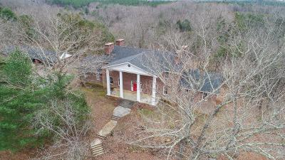 Bedford Single Family Home For Sale: 3259 Lankford Mill Rd