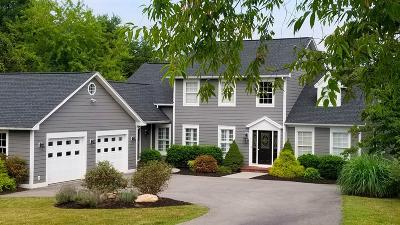 Single Family Home For Sale: 102 Pebble Brook Ln