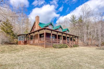 Franklin County Single Family Home For Sale: 600 Bridgewater Ln