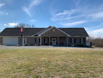 Franklin County Single Family Home For Sale: 2492 Callaway Rd
