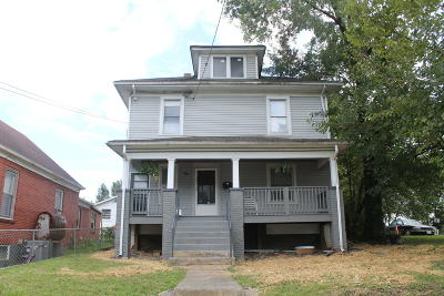 Roanoke Multi Family Home For Sale: 1315 Stewart Ave SE