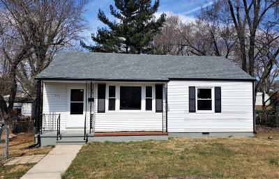 Roanoke Single Family Home For Sale: 721 Hershberger Rd NW
