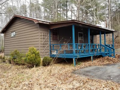 Franklin County Single Family Home For Sale: 156 Prillaman Switch Rd