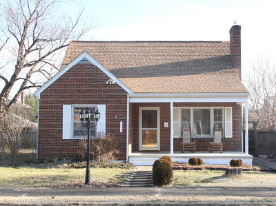 Roanoke Single Family Home For Sale: 3815 Sunrise Ave NW
