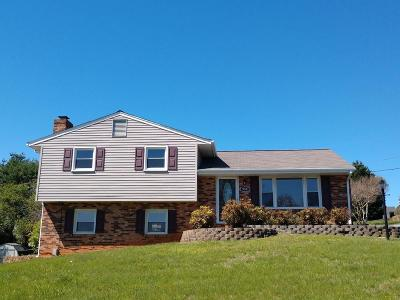 Roanoke County Single Family Home For Sale: 930 Claiborne Ave