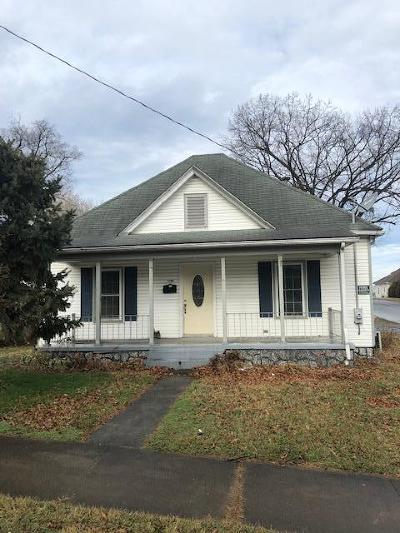Roanoke City County Single Family Home For Sale: 1144 Montrose Ave SE