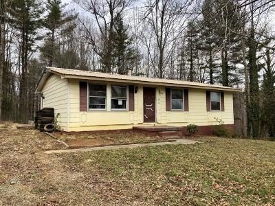 Franklin County Single Family Home For Sale: 221 Falcon Ridge Rd