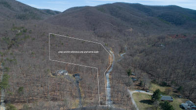 Troutville Residential Lots & Land For Sale: Stoney Battery Rd