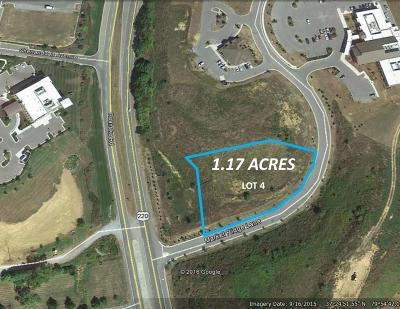 Botetourt County Residential Lots & Land For Sale: Market Ridge Ln