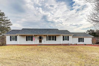 Roanoke Single Family Home For Sale: 3470 Sterling Rd