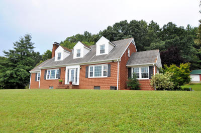 Single Family Home For Sale: 1176 Narrow Passage Rd