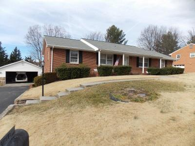Roanoke Single Family Home For Sale: 5239 Summer Dr