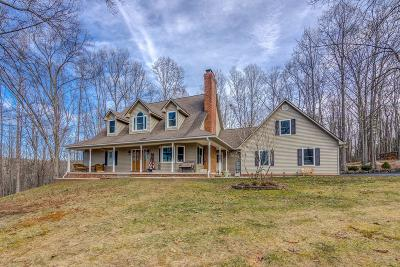 Single Family Home For Sale: 578 Kyles Mill Rd