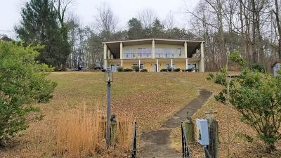 Franklin County Single Family Home For Sale: 541 Highland Lake Rd