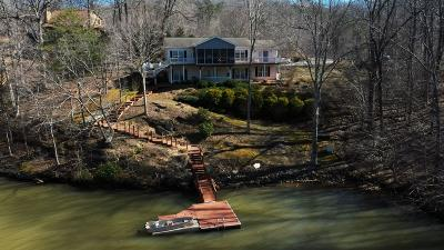 Single Family Home For Sale: 300 Chestnut Bluff Ln