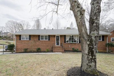 Roanoke County Single Family Home For Sale: 3424 Clara Ave SW