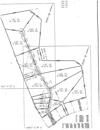 Bedford Residential Lots & Land For Sale: Lot 10 Ryan Estates Ln