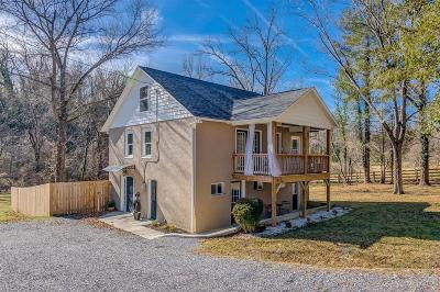 Roanoke County Single Family Home For Sale: 416 Dent Rd