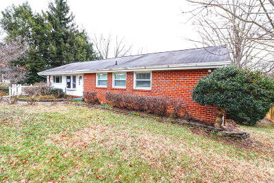 Roanoke County Single Family Home For Sale: 3460 Overbrook Dr