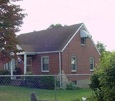 Roanoke Single Family Home For Sale: 938 Hershberger Rd NW