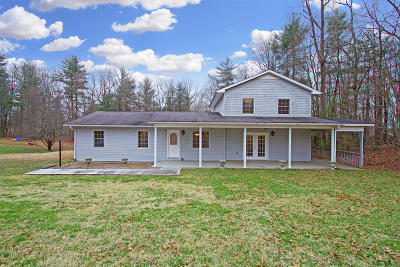 Franklin County Single Family Home For Sale: 110 Foggy Ridge Rd