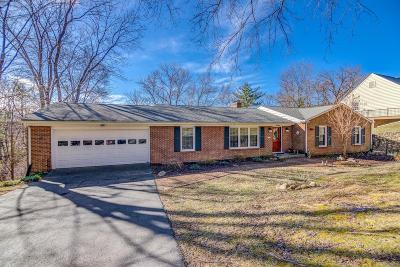 Roanoke Single Family Home For Sale: 6349 Christie Ln