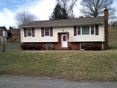 Roanoke County Single Family Home For Sale: 3477 Old Towne Rd