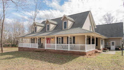 Salem Single Family Home For Sale: 920 Texas Hollow Rd