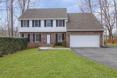 Bedford County Single Family Home For Sale: 102 Fox Chase Ln