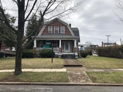 Roanoke City County Single Family Home For Sale: 2148 Denniston Ave SW