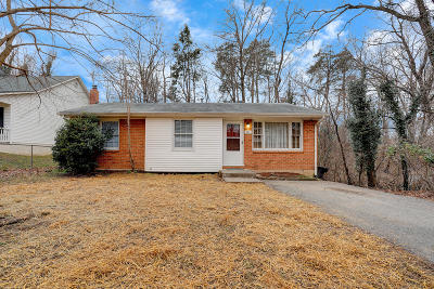 Roanoke County Single Family Home For Sale: 3411 Westmoreland Dr