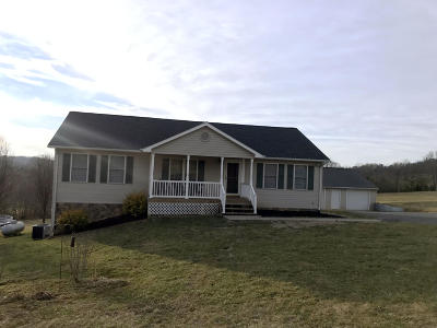 Bedford County Single Family Home For Sale: 1293 Emmaus Church Rd