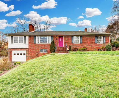 Roanoke County Single Family Home For Sale: 2027 Wynmere Dr