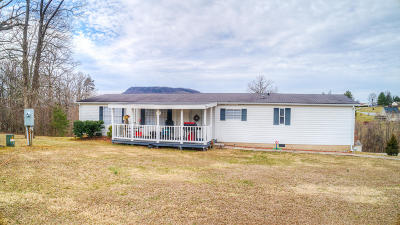 Troutville Multi Family Home For Sale: 66 Tranquility Ln #& 111, 1