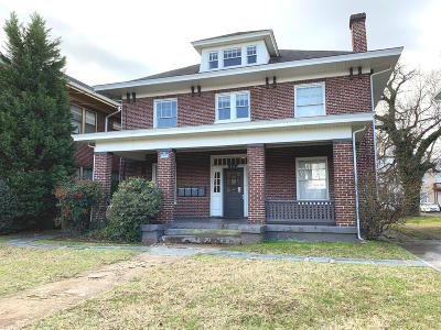 Roanoke Multi Family Home For Sale: 620 Day Ave SW